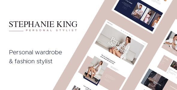 S.King mode / schoonheid wordpress thema