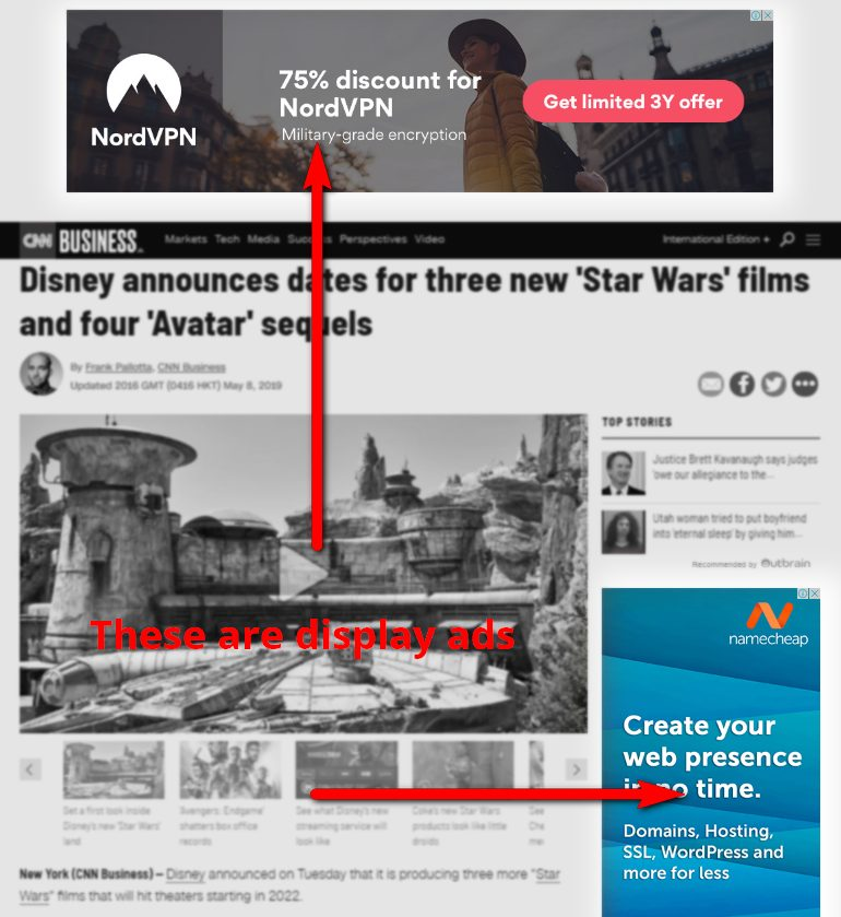 display ads examples